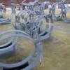 Неподвижные опоры трубопроводов